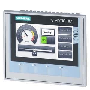 6AV2124-2DC01-0AX0 SIMATIC HMI KTP400 COMFORT PANEL 4MB