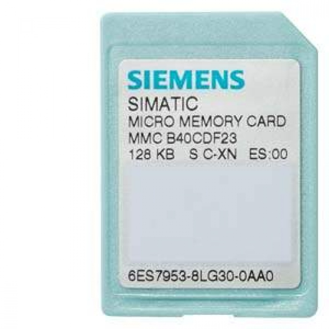 6ES7953-8LF31-0AA0 SIMATIC S7-300 MEMORY CARD 64 KB