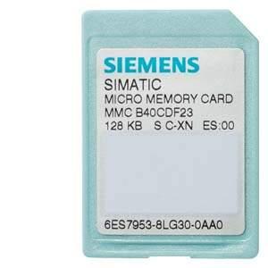 6ES7953-8LG31-0AA0 S7-300 MEMORY CARD 128 KB