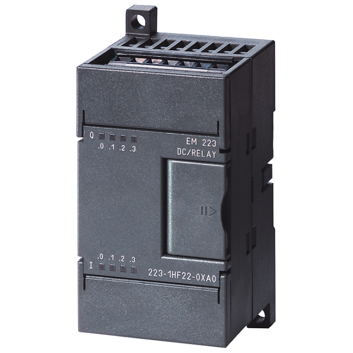 SIMATIC S7-200, DİGİTAL I/O EM 223, ONLY FOR S7-22X CPU, 32 DI 24 V DC, SİNK/SOURCE, 32 DO RELAY, 2 A/CHANNEL