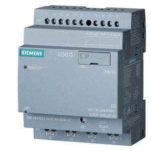 6ED1052-2HB08-0BA1 LOGO! 24VDC/24VAC/RELAY 8DI/4DQ
