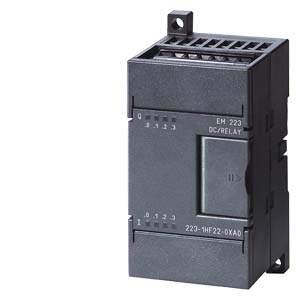6ES7223-1HF22-0XA0 S7-200 DI/DQ x 4 5-30V DC RELAY 250VAC EM 223