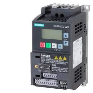 6SL3210-5BB13-7UV1 V20 0.37 kW 1AC