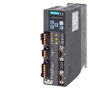 6SL3210-5FB10-4UF1 SINAMICS V90, PROFINET,1/3 AC 200V 0.4kW