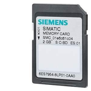 6ES7954-8LL03-0AA0 SIMATIC S7-1X00 CPU 256MB MEMORY CARD