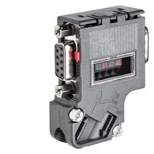 6ES7972-0BB42-0XA0 SIMATIC DP, Connection plug for PROFIBUS15,8X54X39