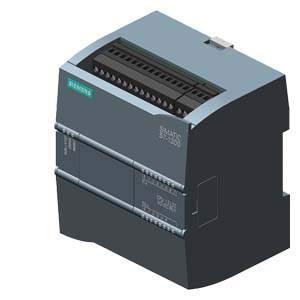 6ES7212-1BE40-0XB0 S7-1200 CPU 1212C AC/DC/RELAY 8DI/6DO/2AI