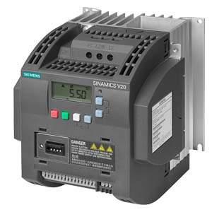 6SL3210-5BE24-0UV0 V20 4 kW 3AC