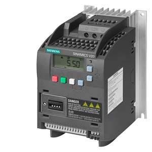 6SL3210-5BE17-5UV0 V20 0.75 kW 3AC